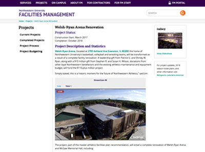 Welsh-Ryan Arena Renovation